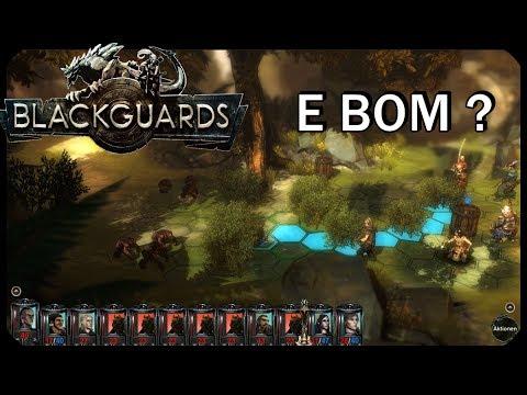Blackguards: (game De Estrategia) E Bom?