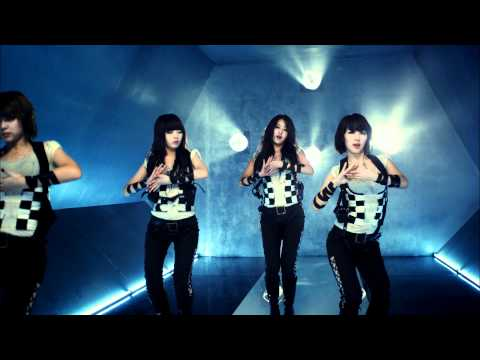 4Minute - 'WHY' M/V