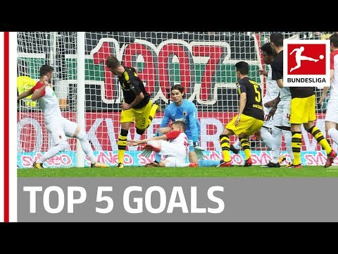 Kagawa, Goretzka, Yarmolenko and More  - Top 5 Goals on Matchday 07