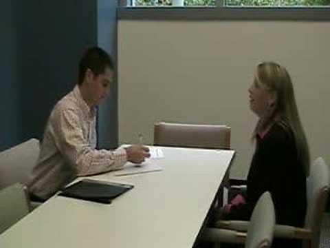 Sample Interviews
