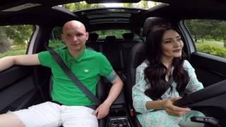 Полное интервью: как Фортунатов и Добрыднева в SEAT Ateca куражились!. Первый Автомобильный канал.