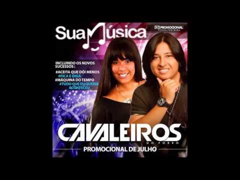CAVALEIROS DO FORRÓ - 22 MÁQUINA DO TEMPO - JULHO 2013 CD COMPLETO