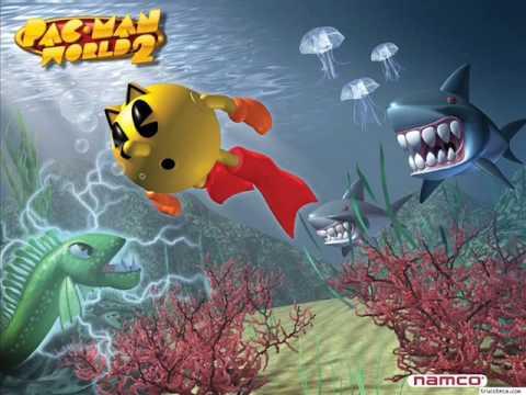 Pac Man World 2 Soundtrack - Spooky