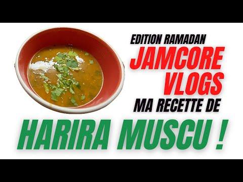 JamCore DZ:JamCore Vlogs :  EDITION RAMADAN | Mon Bilan | Ma HARIRA MUSCU !