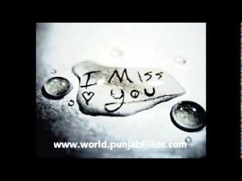 Memories - Yaad teri Aundi Rendi - Punjabi Sad Song