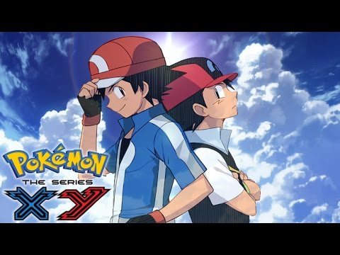 Pokemon XY The Series Official Full English Opening ''Gotta Catch Em All!'' (Remix/Mashup) /w Lyrics