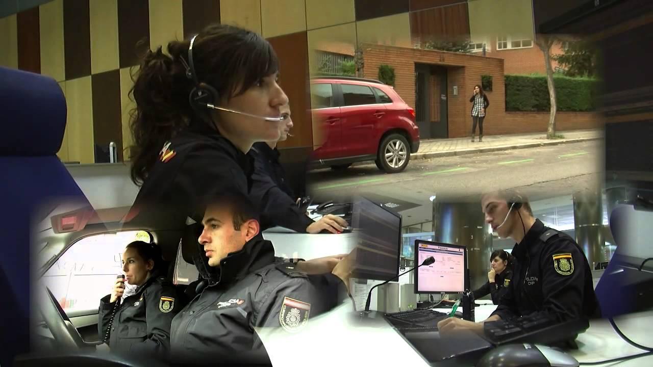 091 cada 7 segundos la polic a nacional atiende una for Sala 091 madrid