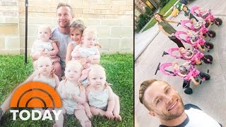 'OutDaughtered' Quintuplets Help Baby Sitter Dylan Dreyer Prepare For Motherhood   TODAY