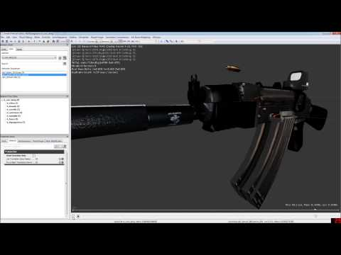 weapon blender to udk