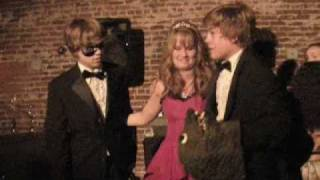 Debby Ryan's SWEET 16 Photo Ops W/ Sprouses, Jen Stone