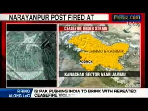 LoC Fire: Pak rangers target Narayanpuri post in Samba sector in 7 AM