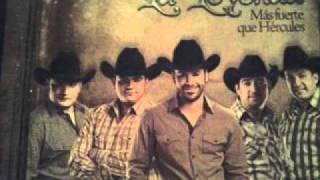 Que tal si te vas conmigo (audio) La Leyenda