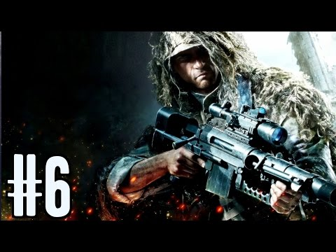 Sniper Ghost Warrior 2 Walkthrough Part 6 Ghosts Of Sarajevo