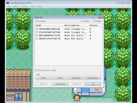 pokemon emerald rom download vba
