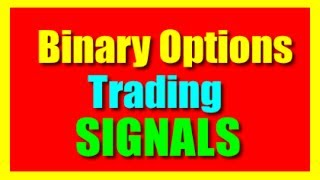 Free Binary Options Trading Signals 2014-Best Live Signal