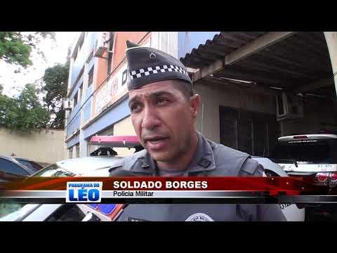 05/11/2018 - Jovem de 21 anos é morto a tiros no Bairro Fortaleza em Barretos