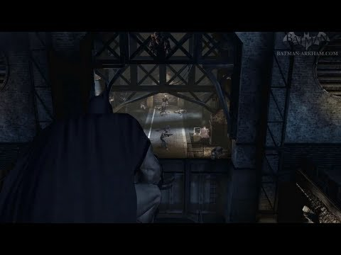Batman: Arkham Asylum Walkthrough - Chapter 6 - Silent Predator