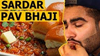 World Famous Pav Bhaji in India   Must Have   Mumbai's Best Pav Bhaji   Sardar Pav Bhaji