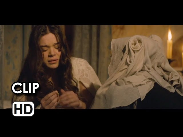 Romeo And Juliet Movie CLIP - Capulets vs. Montagues (2013) HD