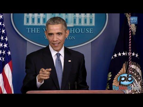 Tổng thống Obama nói về vụ hãng phim Sony: