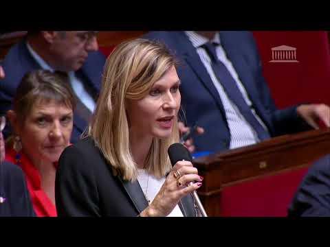Mme Virginie Duby-Muller - Remaniement ministériel