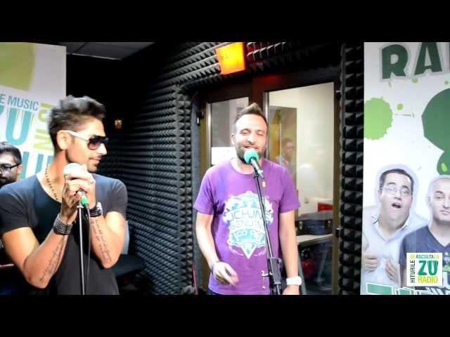 Cortes si Connect-R - Vedeta mea (Live la Radio ZU)