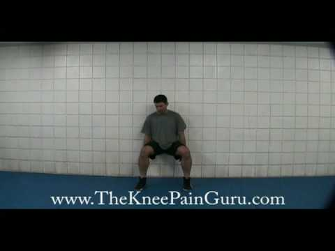 "The Knee Pain Guru on ""How To Do Knee Exercises To Eliminate Knee Pain"""