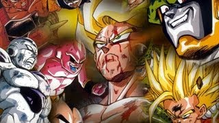 Top 50 Strongest Dragon Ball Z Characters & Forms Ver.1