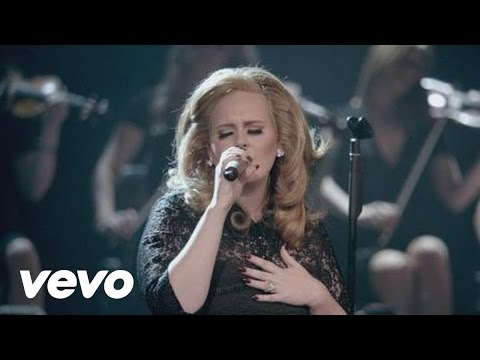 Adele - Turning Tables (Live at The Royal Albert Hall)