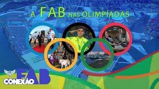 Esta edição do Programa Conexão FAB mostra as várias ações da Força Aérea durante os Jogos Olímpicos realizados no Rio de Janeiro. Defesa aérea, transporte de tropas, controle de tráfego aéreo, recepção de autoridades e garantia da lei e da ordem foram alguns dos campos de atuação dos militares da FAB na Rio 2016.