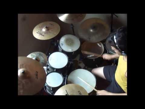 Levemente alterado - Gabriel Batera - Drum cover