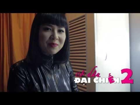 CÔ DÂU ĐẠI CHIẾN 2 - Hội Quả Phụ Áo Đen - Lê Khánh - Đầu bếp quái chiêu