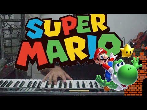 Castle Theme (Super Mario World)