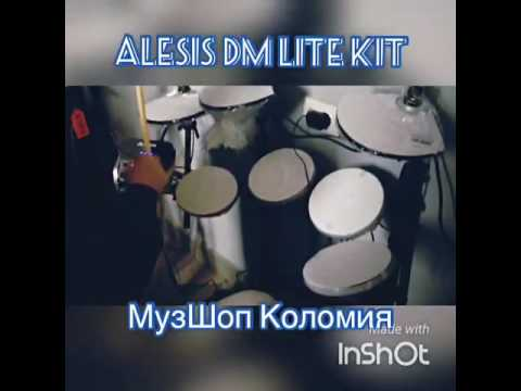 Mузшоп Коломия (Аlesis DM  LITE KiT )