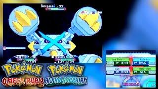 Let's Play Pokemon Omega Ruby / Alpha Sapphire Demo