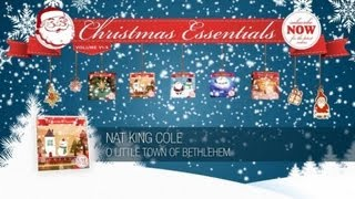 Nat King Cole - O Little Town Of Bethlehem // Christmas Essentials