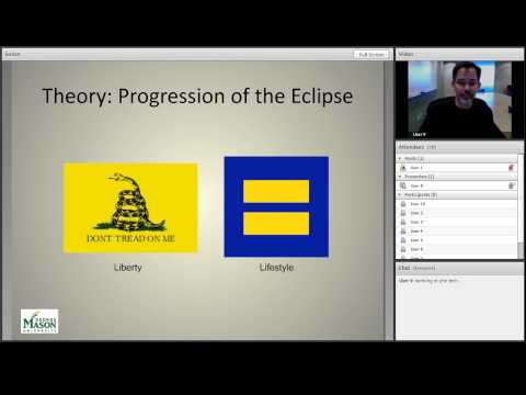 The Eclipse of Equality: Solon Simmons hosts a webinar