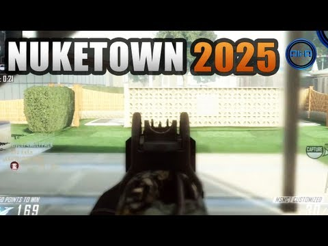 BLACK OPS 2 Nuketown 2025 Gameplay! 100+ kills Swarm! - Call of Duty: BO2 Multiplayer Online