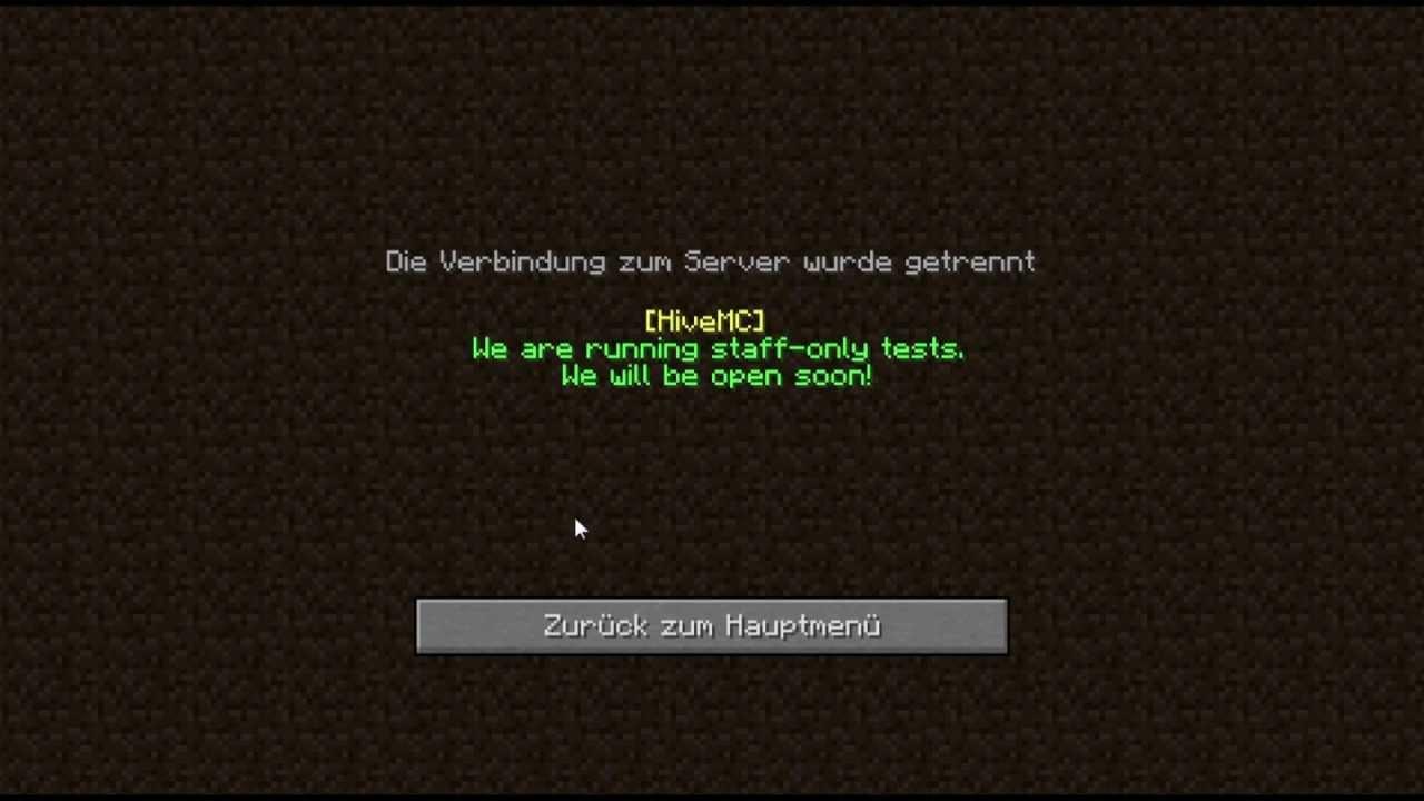 Wann Er 246 Ffnen Die The Hive Us Server 2 17 04 13
