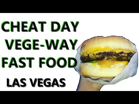 Ep:887 Cheat Day | Vege-Way fast food Las Vegas
