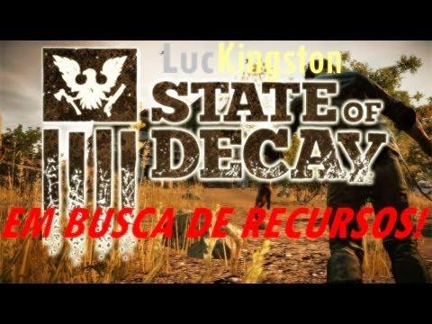 State of Decay - Em busca de Recursos ÓH Já Zerei?