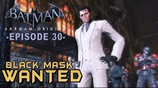 Batman Arkham Origins Walkthrough Part 30 Black Mask