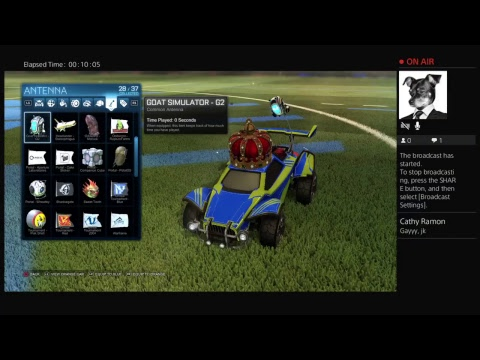 Rocket League Gameplay