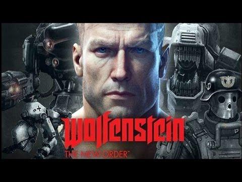 Wolfenstein The New Order #02: Tudo é mais gostoso com uma Serra Elétrica - PS4 HD gameplay Br