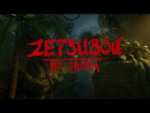 SECRET ZETSUBOU NO SHIMA A 3 AVEC HATEZOR ET ZYDAR