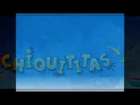 Cris tenta fazer a coreografia da musica de Thomaz Ferraz-Chiquititas 2013