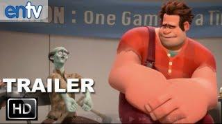 Wreck It Ralph Official Trailer [HD]: John C. Reilly