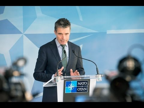 NATO Secretary General - Doorstep Statement, Foreign Ministers Meeting, 1 April 2014