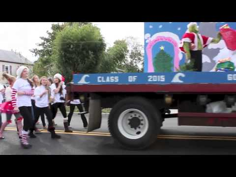 Riverhead High School Homecoming Parade, 2013