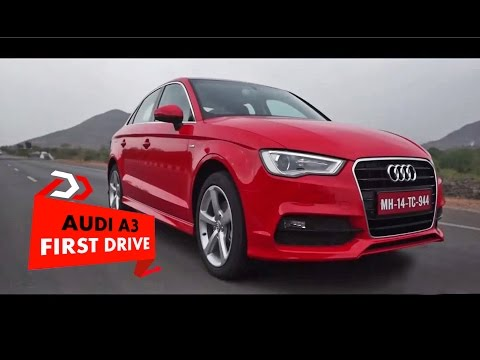 First Drive: Audi A3: PowerDrift